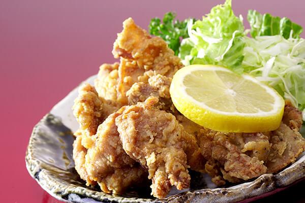 会津地鶏のから揚げ