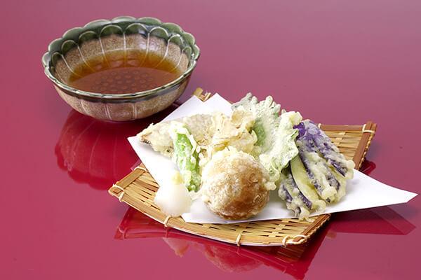天ぷら盛り※